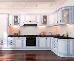 Кухня с фасадами МДФ серии Экстра от Полифасад - Монако