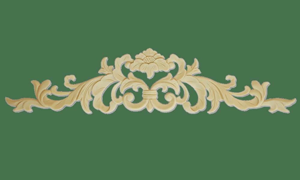 Полиуретановый декор для мебельных фасадов под пленку ПВХ А-10