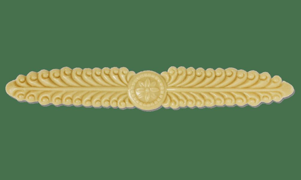 Полиуретановый декор для мебельных фасадов под пленку ПВХ Б-29