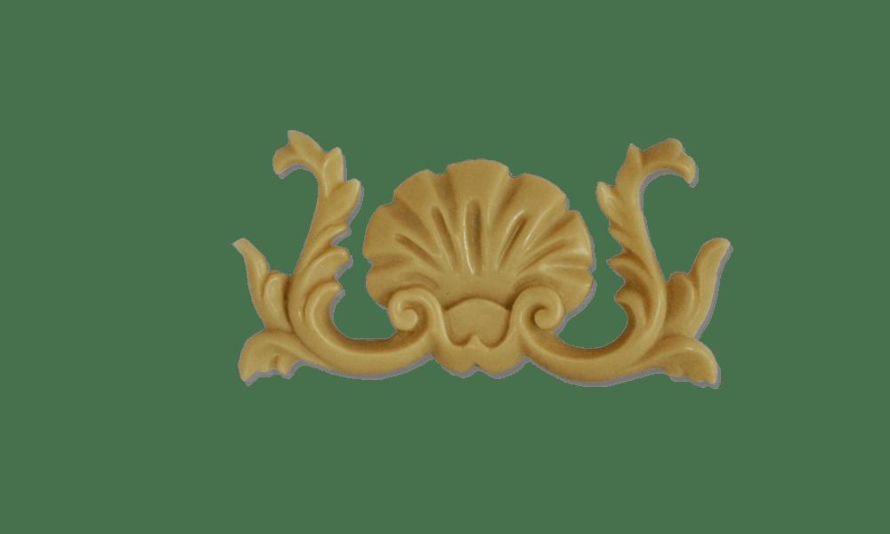 Полиуретановый декор для мебельных фасадов под пленку ПВХ Л-13