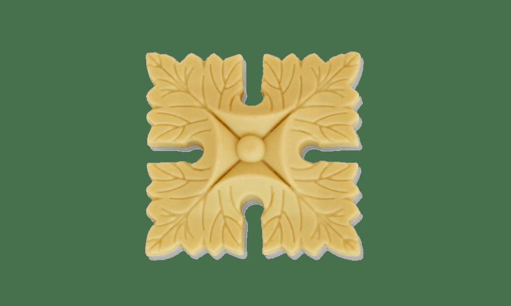 Полиуретановый декор для мебельных фасадов под пленку ПВХ Р-3