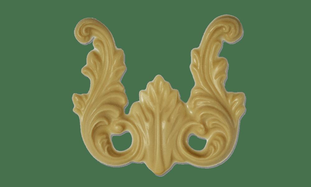Полиуретановый декор для мебельных фасадов под пленку ПВХ VO-11
