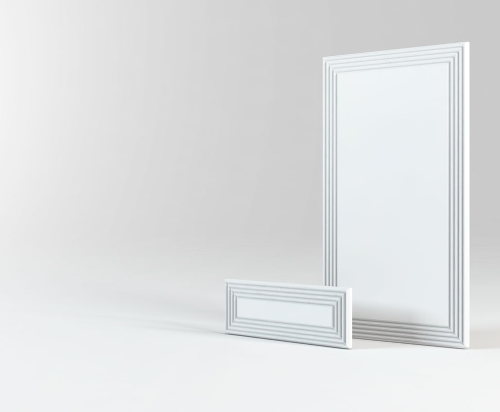 Мебельный фасад МДФ Силена серии Экстра от Полифасад
