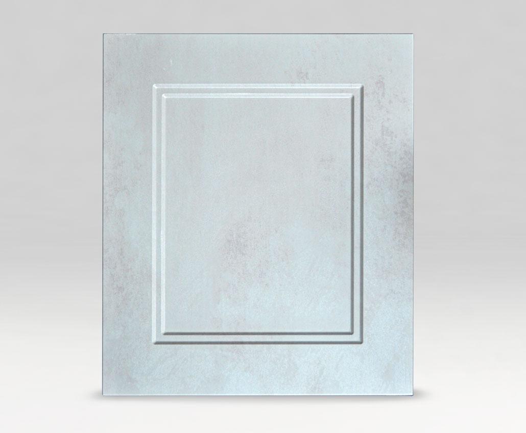 Меблевий фасад Екран-Дублін, ПВХ Оксид світлий, периметр R3