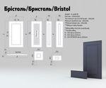 Техническое описание фасада МДФ серии Экстра от Полифасад - Бристоль