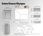Техническое описание фасада с массива дерева Олимп