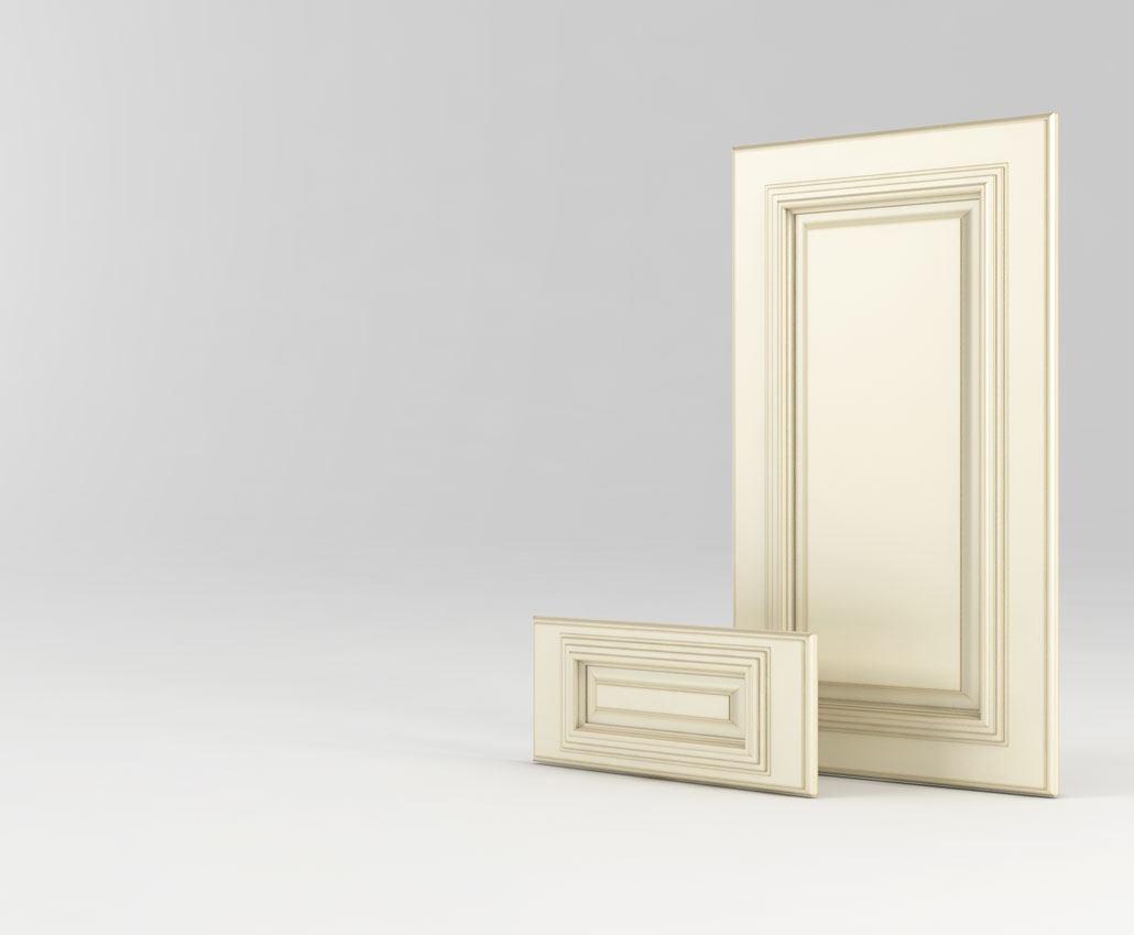 Мебельный фасад МДФ Марсель серии Престиж от Полифасад