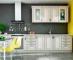 Кухня с фасадами МДФ серии Престиж от Полифасад - Палермо