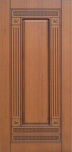 Дверная накладка МДФ с декором на металлические двери AD7