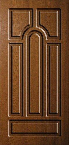 Дверная накладка МДФ на металлические двери SM2
