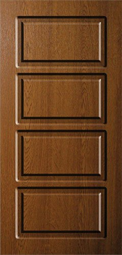 Дверная накладка МДФ на металлические двери SM3