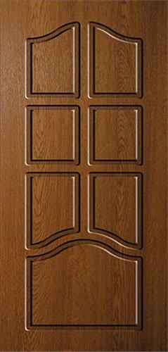 Дверная накладка МДФ на металлические двери SM4