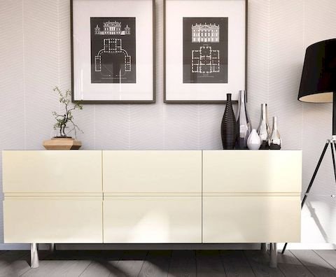Крашеный мебельный фасад с глянцевым покрытием