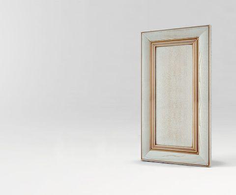 Мебельный фасад с массива дерева Палермо