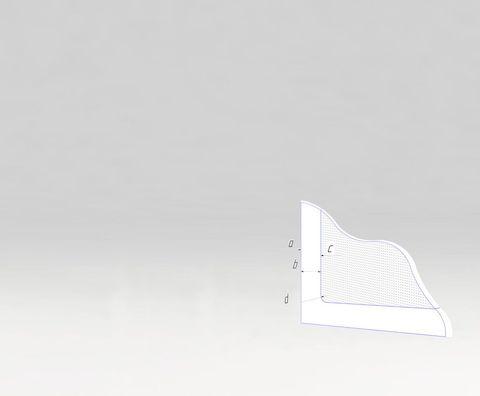 Пример фрезеровки МДФ витрин