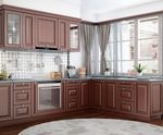 Кухня с массива дерева Флоренция