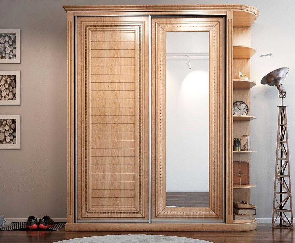 Шкаф с раздвижными дверями Порто