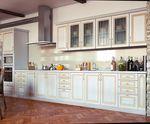 Кухня с фасадами МДФ серии Экстра от Полифасад - Ретро