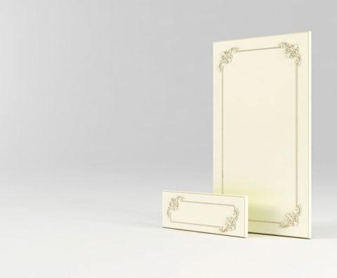 Мебельный фасад МДФ Вернисаж серии Престиж от Полифасад