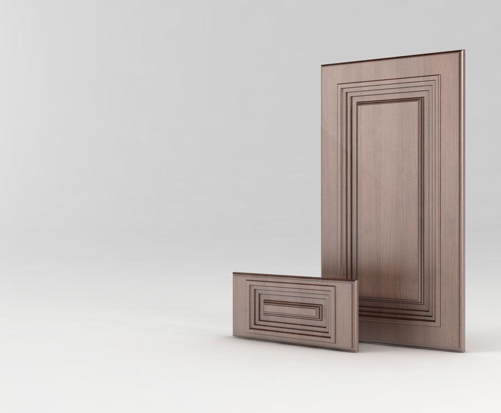 Мебельный фасад МДФ Винсент серии Престиж от Полифасад