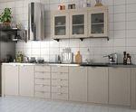 Кухня с фасадами МДФ серии Экстра от Полифасад - Экран-Виола