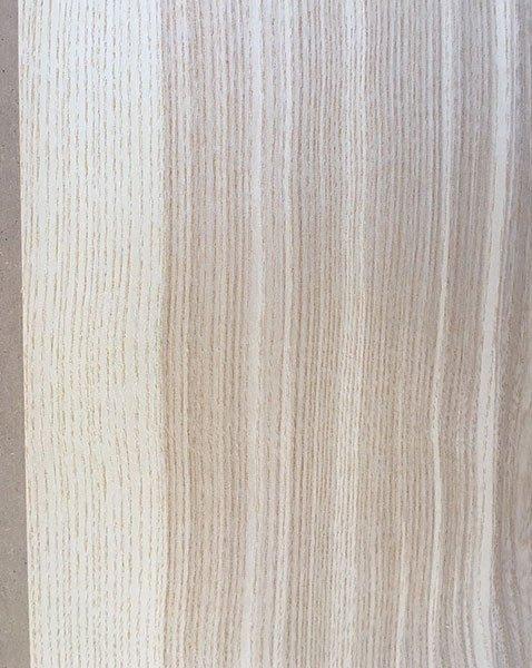 Шпон натуральный Ясень радиал для мебельных фасадов МДФ